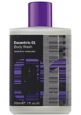 Escentric Molecules - Escentric 01 Body Wash, 200 Ml – Waschgel - one size