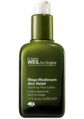 ORIGINS - Origins Gesichtspflege Toner & Lotionen Dr. Andrew Weil for Origins Mega-Mushroom Skin Relief Soothing Face Lotion 50 ml - TAGESPFLEGE