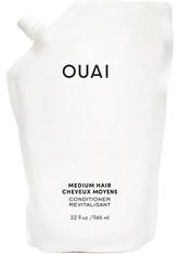 Ouai Shampoo und Conditioner Medium Conditioner - Refill Pouch Haarspülung 946.0 ml