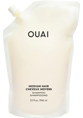 Ouai Shampoo und Conditioner Medium Shampoo - Refill Pouch Haarshampoo 946.0 ml