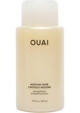 Ouai Shampoo und Conditioner Medium Hair Shampoo Haarshampoo 300.0 ml