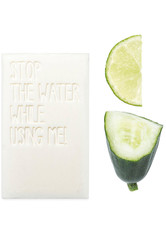 STOP THE WATER WHILE USING ME! Reinigung Cucumber Lime Bar Soap Seife 125.0 g