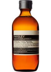 Aesop Parsley Seed Facial Cleansing Oil Reinigungsöl 200 ml