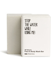 STOP THE WATER WHILE USING ME! Reinigung All Natural Waterless Face&Body Wash Bar Seife 110.0 g