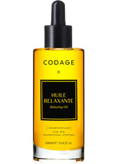 Codage Face Serums Huile Relaxante Relaxing Oil Öl 100.0 ml