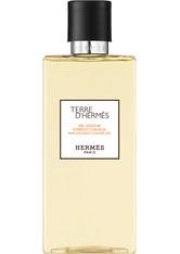 HERMÈS Terre d'Hermès Hair &amp Body Shower Gel 200 ml
