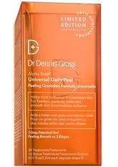 Dr Dennis Gross Alpha Beta Universal Daily Peel 20th Anniversary Limited Edition Gesichtspeeling  35 Stk