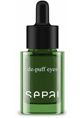 Sepai Gesichtspflege Augenpflege De-Puff Eyes Eye Serum 12 ml