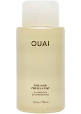 Ouai Shampoo und Conditioner Fine Hair Shampoo Haarshampoo 300.0 ml