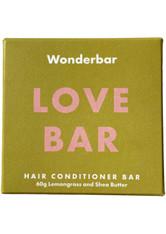 Lemongrass & Shea Butter Conditioner Bar