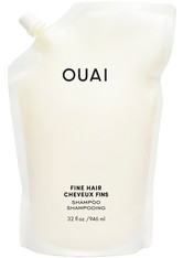 Ouai Shampoo und Conditioner Fine Shampoo - Refill Pouch Haarshampoo 946.0 ml