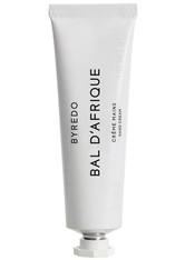 Byredo - Bal D'afrique Hand Cream, 30 ml – Handcreme - one size