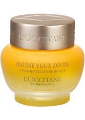 L'OCCITANE - L'occitane Immortelle Divine  15 ml - AUGENCREME
