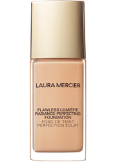 LAURA MERCIER - LAURA MERCIER Flawless Lumière Radiance Perfecting Foundation Flüssige Foundation  30 ml Cream Beige - Foundation