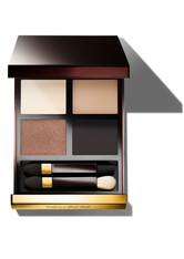 TOM FORD BEAUTY - Eye Color Quad – De La Crème – Lidschattenpalette - Beige - one size