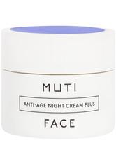 Muti Face Anti-Age Night Cream Plus 50 ml Nachtcreme