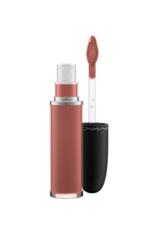 MAC Retro Matte Liquid Lipcolour (Verschiedene Farben) - Topped with Brandy