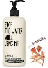 STOP THE WATER WHILE USING ME! Haarpflege Lavender Sandalwood Regeneration Conditioner Haarspülung 500.0 ml