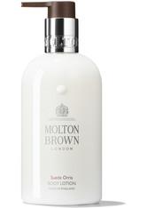 Molton Brown Bath & Shower Gel Suede Orris Body Lotion 300 ml
