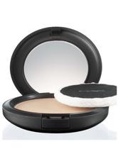 MAC - Mac Puder Blot Powder/Pressed (Farbe: Deep Dark [DEEP DARK], 12 g) - GESICHTSPUDER