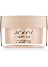 LAURA MERCIER - Laura Mercier Infusion de Rose Nourishing Crème 50g - Tagespflege