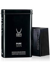 Ebenholz skincare Herrenpflege Gesichtspflege Pure Skin Enzympeeling 8 x 4,50 g