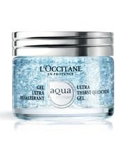 L'occitane Aqua Réotier Ultra Feuchtigkeitsspendendes Gesichtsgel 50 ml