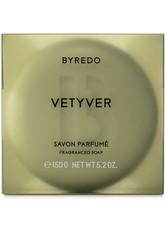 BYREDO Körperpflege Vetyver Stückseife 150.0 g