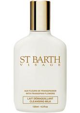 Ligne St. Barth Gesichtspflege Reinigungsmilch mit Frangipaniblüten (125ml)