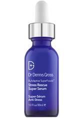 Dr Dennis Gross Produkte B³Adaptive SuperFoods™ Stress Rescue Super Serum Feuchtigkeitsserum 30.0 ml