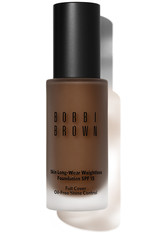 Bobbi Brown Foundation & Concealer Skin Long-Wear Weightless Foundation SPF 15 30 ml NEUTRAL WALNUT
