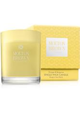 MOLTON BROWN - MOLTON BROWN Orange & Bergamot Single Wick Candle - DUFTKERZEN