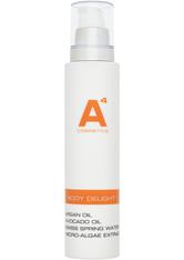 A4 Cosmetics Produkte Body Delight Argan Oil Bodylotion 200.0 ml