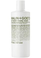 MALIN+GOETZ Rum Hand and Body Wash 473 ml