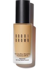 Bobbi Brown Makeup Foundation Skin Long-Wear Weightless Foundation SPF 15 Nr. 02 Sand 30 ml