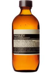 Aesop Gesicht Parsley Seed Anti-Oxidant Facial Toner Gesichtswasser 200.0 ml