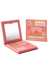 Benefit Sets Fouroscope Earth Angel Bronzer, Blush & Highlighter Palette Make-up Set 23.0 g