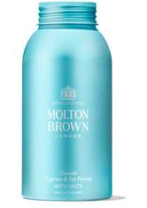 Molton Brown Body Essentials Coastal Cypress & Sea Fennel Bath Salts Badezusatz 300.0 ml
