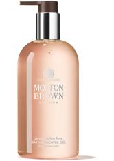 Molton Brown Limited Edition Jasmine & Sun Rose Bath & Shower Gel Duschgel 500.0 ml