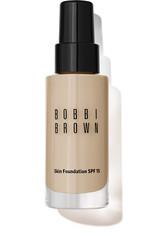Bobbi Brown Skin Foundation SPF15 30 ml (verschiedene Farbtöne) - Ivory