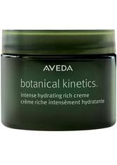 AVEDA - Aveda Skincare Spezialpflege Botanical Kinetics Intense Hydrating Rich Creme 50 ml - TAGESPFLEGE