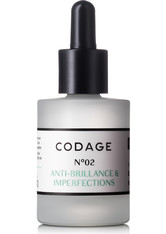 Codage Face Serums N°2 - Anti-shine & Imperfections Anti-Aging Pflege 30.0 ml