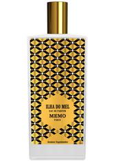 Memo Paris Graines Vagabondes Ilha Do Mel Eau de Parfum 75 ml
