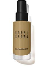 Bobbi Brown Makeup Foundation Skin Foundation SPF 15 Nr. 5.5 Warm Honey 1 Stk.
