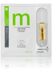 viliv Gesichtspflege Seren m - Modern Detox und Re-Plumping Mask Spritze 1,8 ml + Maske 30 ml 1 Stk.
