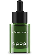 Sepai Gesichtspflege Seren Sublime Youth face oil 15 ml