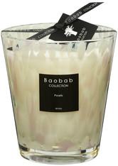 BAOBAB - Baobab Raumdüfte Pearls Duftkerze Pearls White Max 16 1 Stk. - DUFTKERZEN