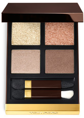 TOM FORD - Tom Ford Eye Color Quad 10g (Various Shades) - Golden Mink - Lidschatten