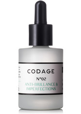 Codage Face Serums N°2 - Anti-shine & Imperfections Anti-Aging Pflege 30.0 ml