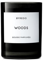 BYREDO Woods Bougie Parfumée Duftkerze 240 g
